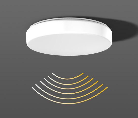 Flat Polymero Circle DW by RZB - Leuchten | General lighting