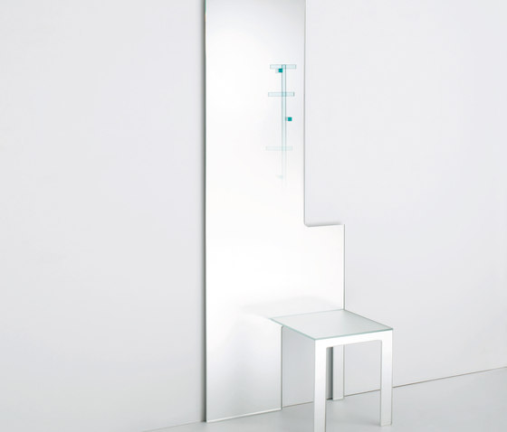 Mirror Chair by Glas Italia | Mirrors