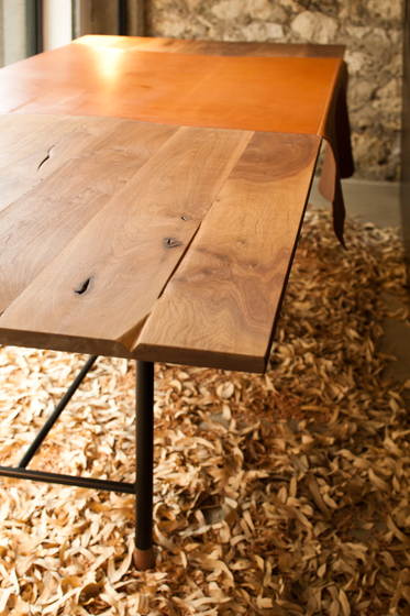 In the Forest by Karen Chekerdjian | Dining tables