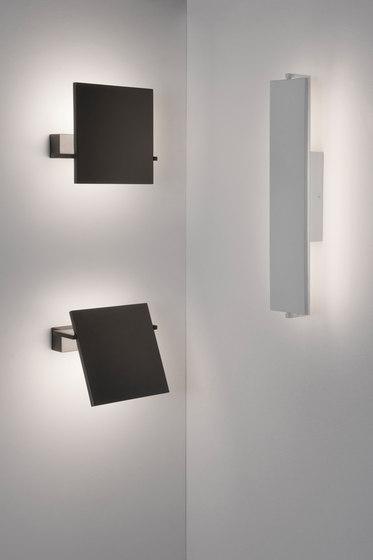 BlancoWhite C1 Wall Rotating by Santa & Cole | General lighting