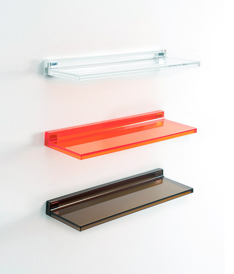 Selfish by Kartell | Wall shelves