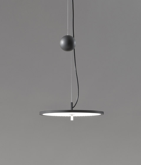 BlancoWhite D1 | Pendant Lamp by Santa & Cole | General lighting