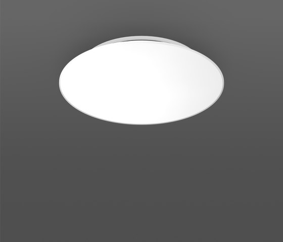 Mondana Semi-recessed ceiling and wall luminaires by RZB - Leuchten | General lighting