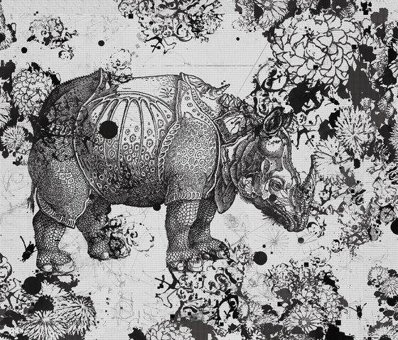 Wunderkammer von Wall&decò | Wandbilder / Kunst