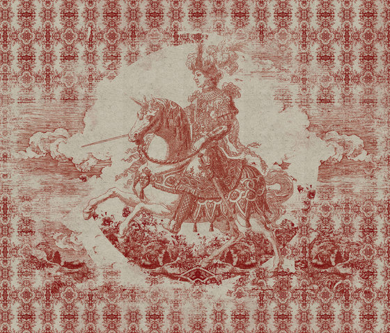 Conquistadores by Wall&decò | Wall coverings / wallpapers