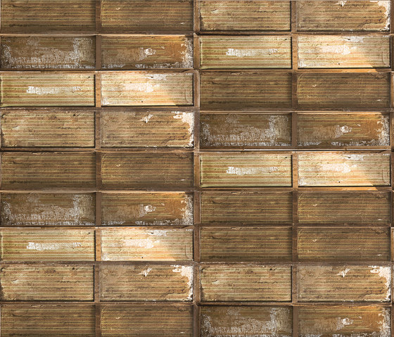 C-Panel by Wall&decò | Wall coverings / wallpapers