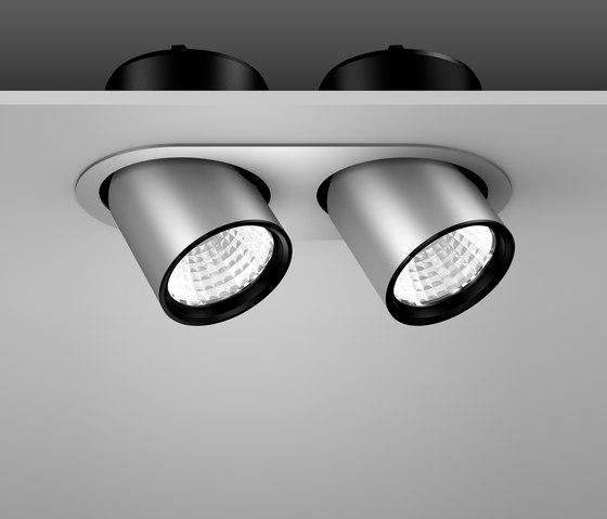 Pura Spot R Maxi 2PL de RZB - Leuchten | Iluminación general