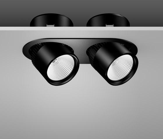 Pura Spot R Maxi 2PL LED von RZB - Leuchten | Allgemeinbeleuchtung