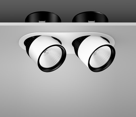 Pura Spot R Maxi 2PL LED de RZB - Leuchten | Iluminación general