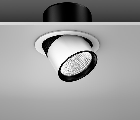 Pura Spot R Recessed projectors by RZB - Leuchten | General lighting