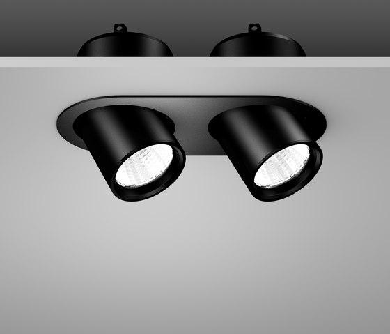 Pura Spot R Midi 2PL by RZB - Leuchten | General lighting