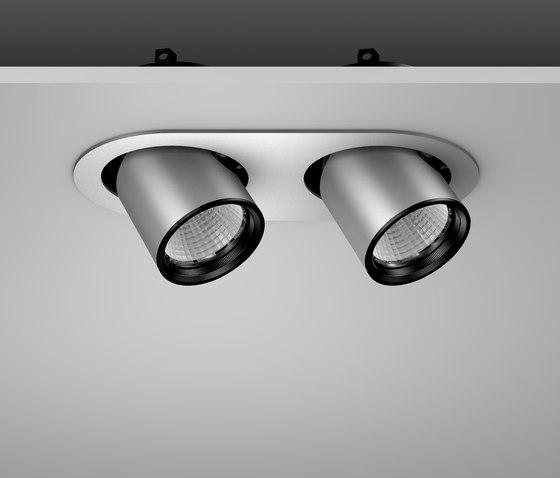 Pura Spot R Mini 2PL de RZB - Leuchten   Iluminación general