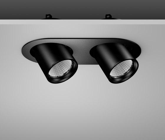 Pura Spot R Mini 2PL by RZB - Leuchten   General lighting