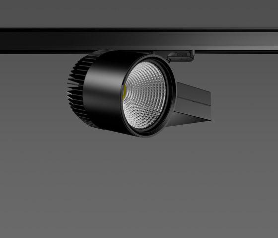 Pura Spot S Maxi LED von RZB - Leuchten | Deckenstrahler