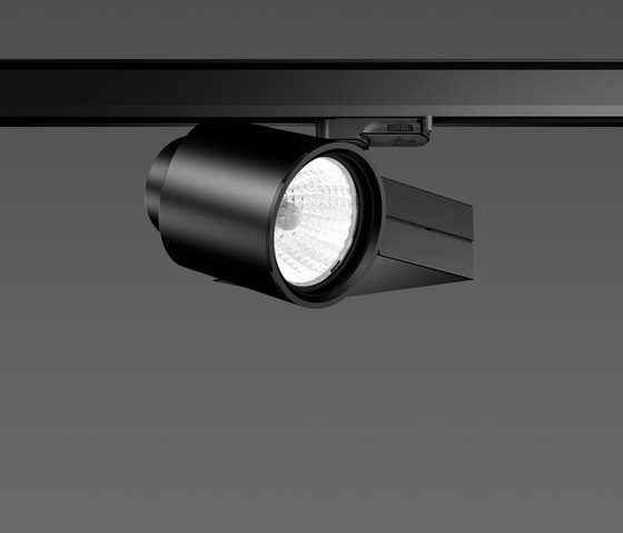 Pura Spot S Midi by RZB - Leuchten | Ceiling-mounted spotlights
