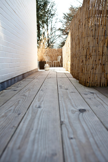 pur natur Terrace Deck Alpin by pur natur | Wood flooring