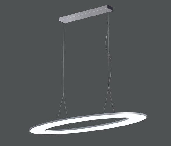 Sidelite Ellypsoid pendant luminaires de RZB - Leuchten | Éclairage général