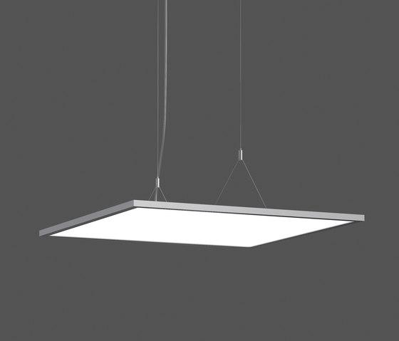 Sidelite Quad Pendant luminaires by RZB - Leuchten | General lighting