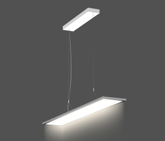 Sidelite Square Pendant luminaires by RZB - Leuchten | General lighting