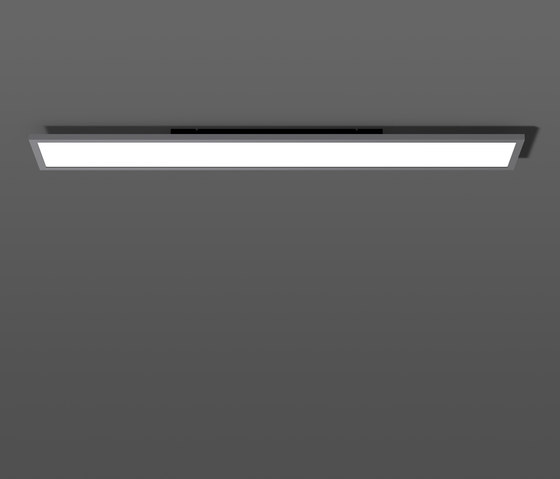 Sidelite Square Ceiling and wall luminaires by RZB - Leuchten   General lighting