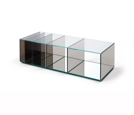Deep Sea by Glas Italia | Coffee tables