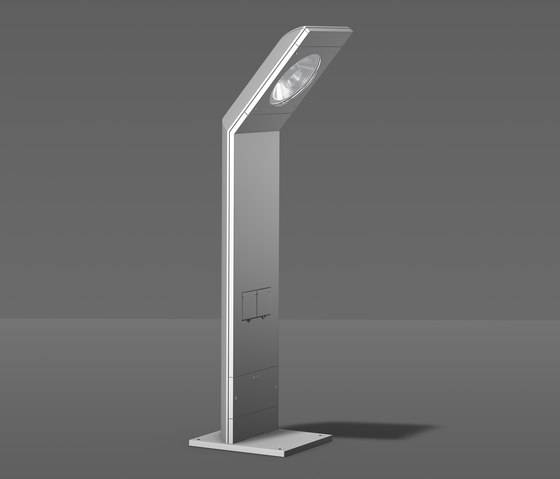 Slopia 40'Top Pathway luminaires by RZB - Leuchten | Path lights