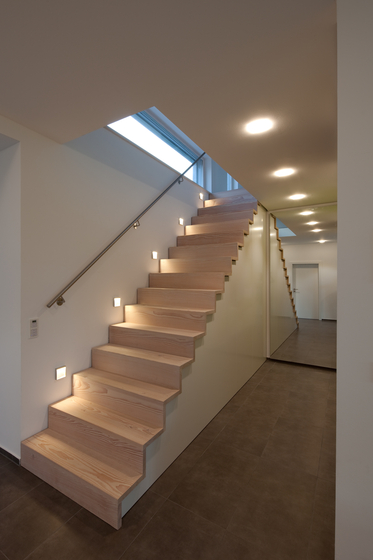 pur natur Floorboards Douglas by pur natur | Staircase systems