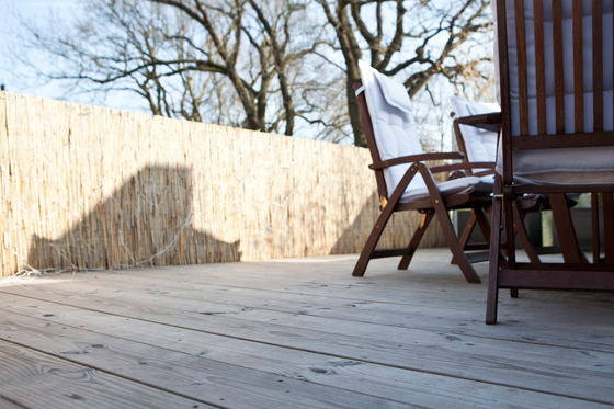 pur natur Terrace Deck Alpin by pur natur | Wood flooring