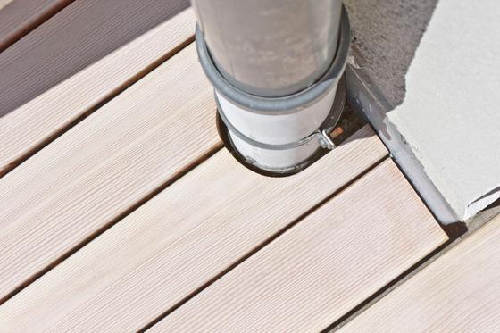 pur natur Terrace Deck Kollin by pur natur   Wood flooring
