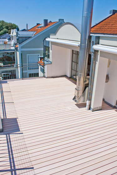 pur natur Terrace Deck Kollin by pur natur | Wood flooring