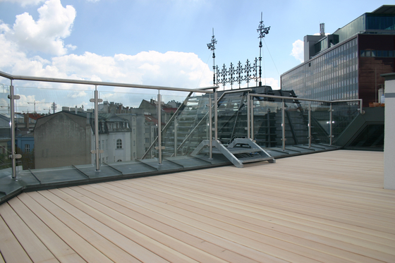 pur natur Terrace Deck Kollin di pur natur | Pavimenti legno