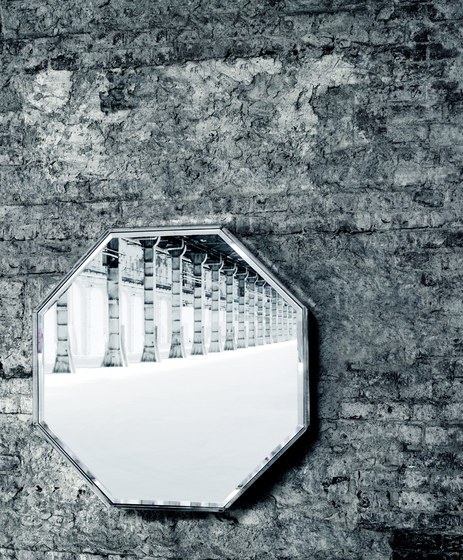 Prism Mirror by Glas Italia | Mirrors