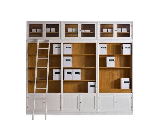 Libreria modulo 900 armadi morelato architonic for Produttori armadi