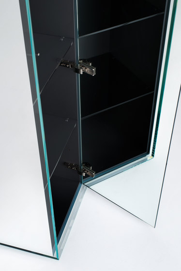 Prism Storage Unit by Glas Italia | Cabinets