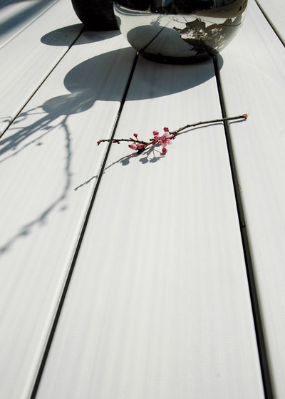 MYDECK PAINT white by MYDECK | Decking