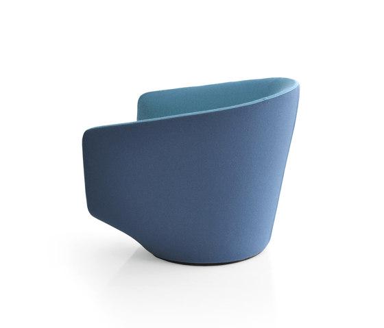 U Turn by Bensen | Lounge chairs
