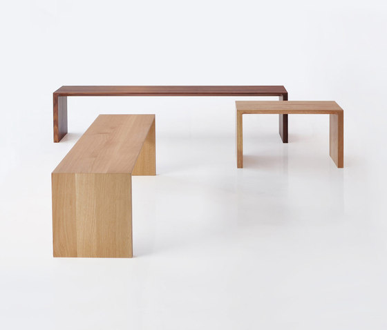 Radius Bench by Bensen | Benches