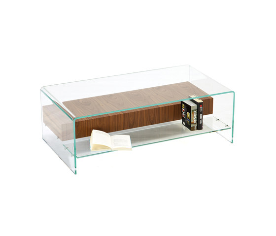 Bridge with drawer & shelf by Sovet | Coffee tables