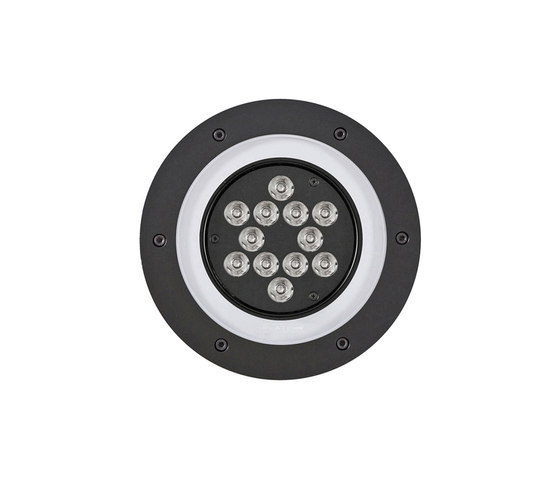 2100 Medio 12 LED by Platek Light | Spotlights