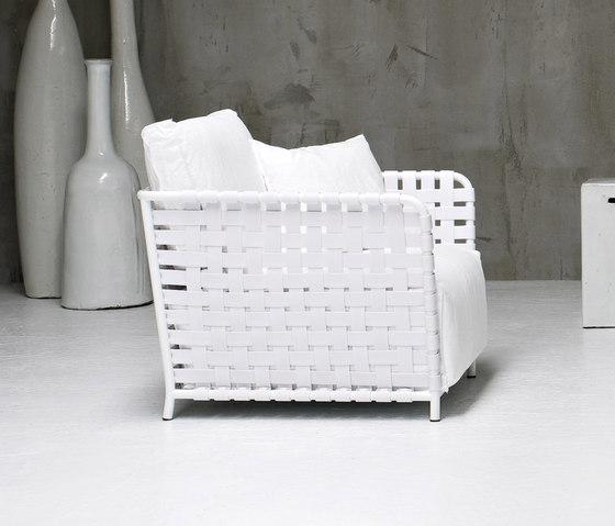 InOut 801 F by Gervasoni | Garden armchairs