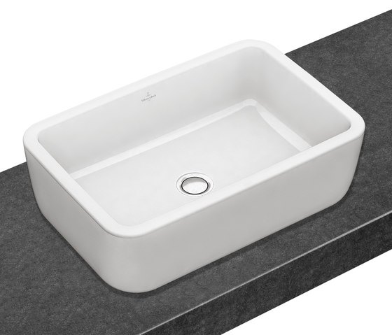 Architectura Surface-mounted washbasin by Villeroy & Boch | Wash basins