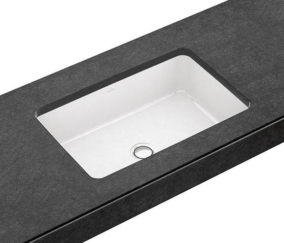 Architectura Unterbauwaschtisch von Villeroy & Boch | Waschtische