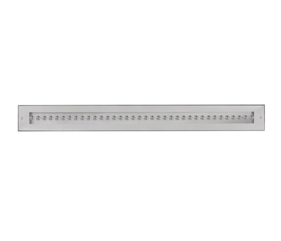 Tetra Incasso 900 | 36 LED by Platek Light | LED recessed floor lights