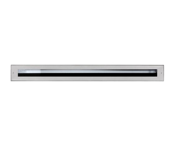 Tetra Incasso 900 asymmetrical by Platek Light | Recessed floor lights