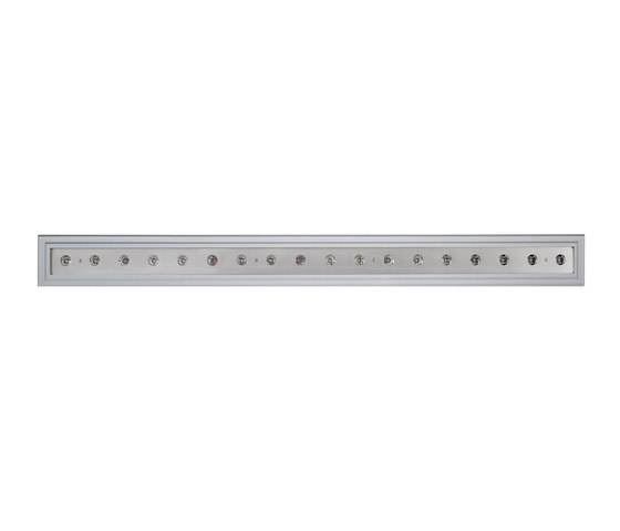 Tetra Continuo 900 | 18 LED by Platek Light | LED recessed floor lights