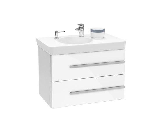 Joyce Vanity unit di Villeroy & Boch | Mobili lavabo