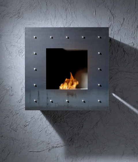Coblonal by Brandoni | Steel stoves