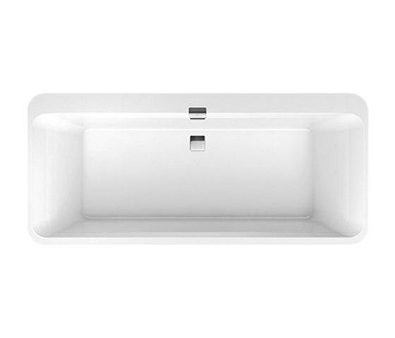 Squaro Edge 12 Bath by Villeroy & Boch | Free-standing baths