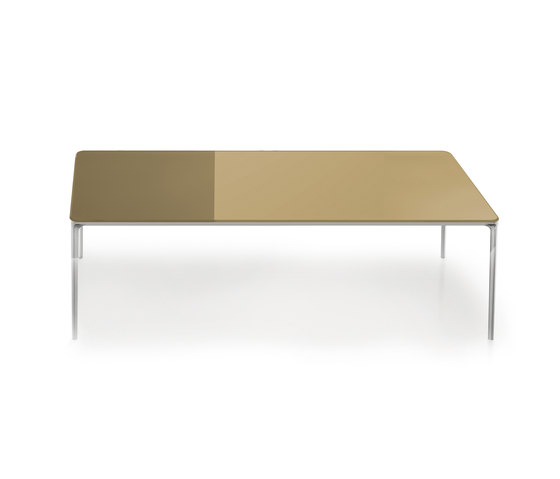 Slim Coffee Table Rectangular Lounge Tables By Sovet