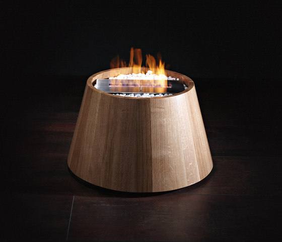 Equo by Brandoni | Ventless ethanol fires